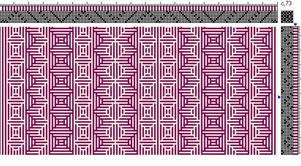 shadow weave 4 draft shadow weave eva stossel's weaving blog