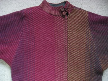 My Favorite 2/2 Twill Woolen Jacket, 1984