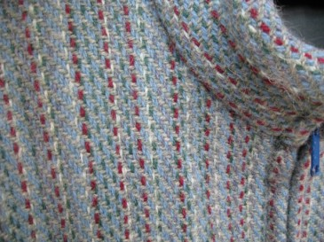 My Husband's 2/2 Twill Woolen Jacket, 1984