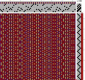 Accidental Weaves - Draft Sample 6