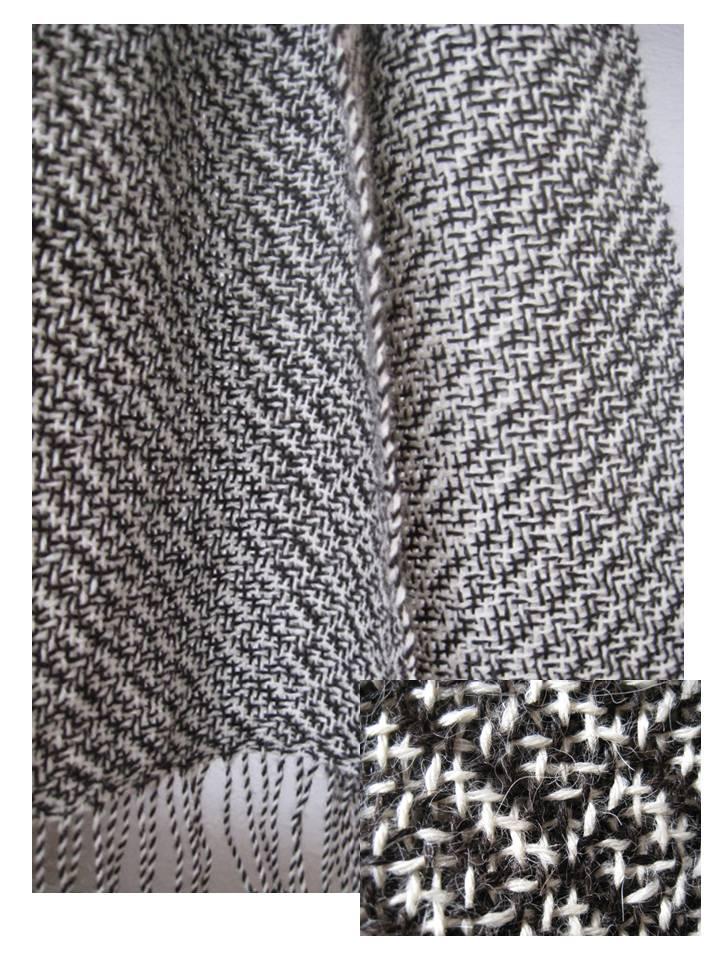 Shadow Weave Eva Stossel S Weaving Blog