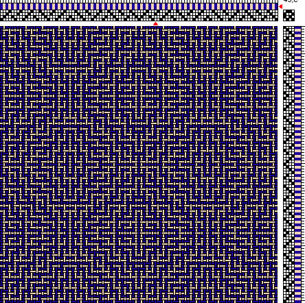 Shadow Weave Eva Stossel S Weaving Blog
