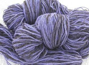 Woolen warp yarns